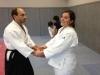 Pierre et Olivia, uni dans l'Aïkido !